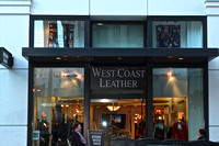 West Coast Leather Fashion Show